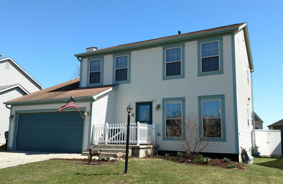 4914 Ballentine Drive, Canal Winchester, OH 43110
