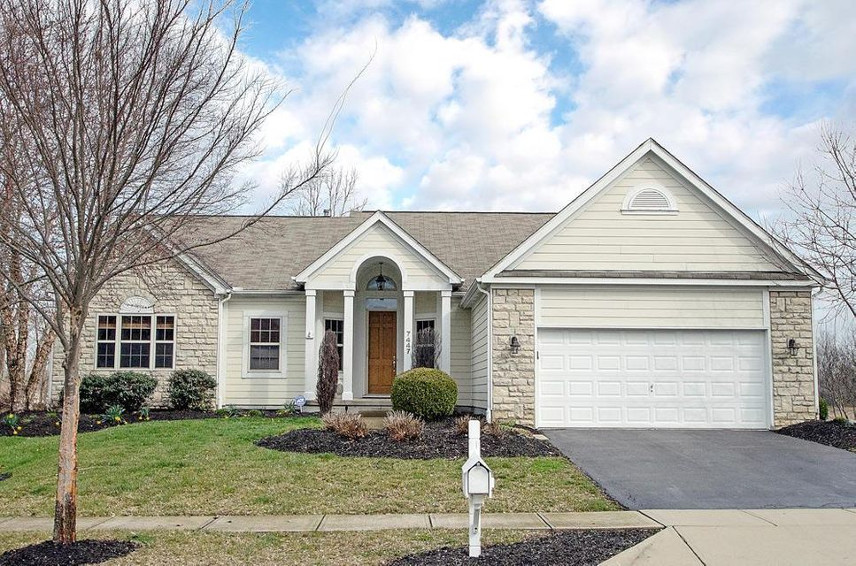 7447 Williamson Lane, Canal Winchester, OH 43110