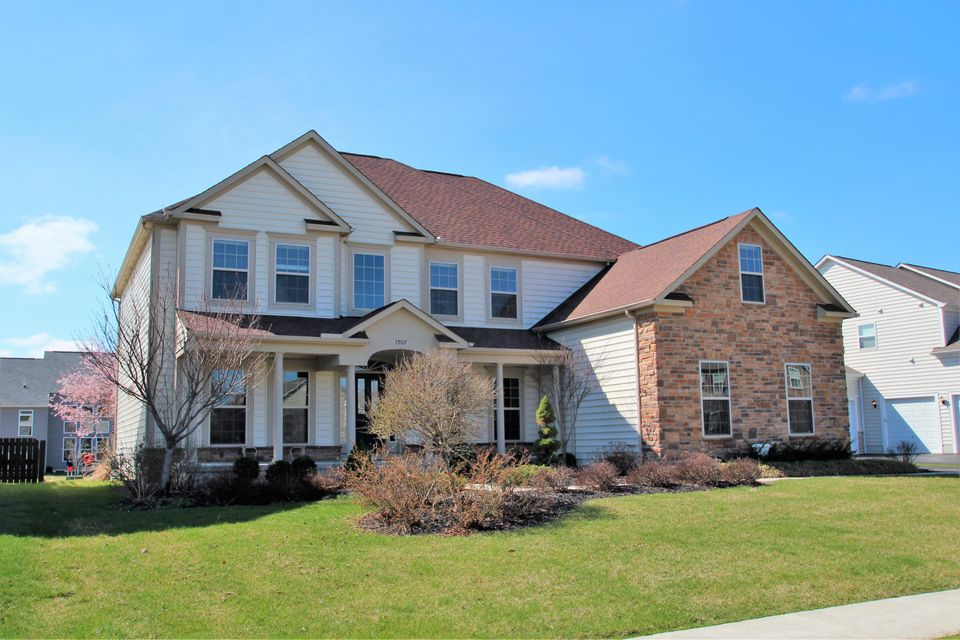 Photo of home for sale at 1907 Timber Haven Court, Grove City OH