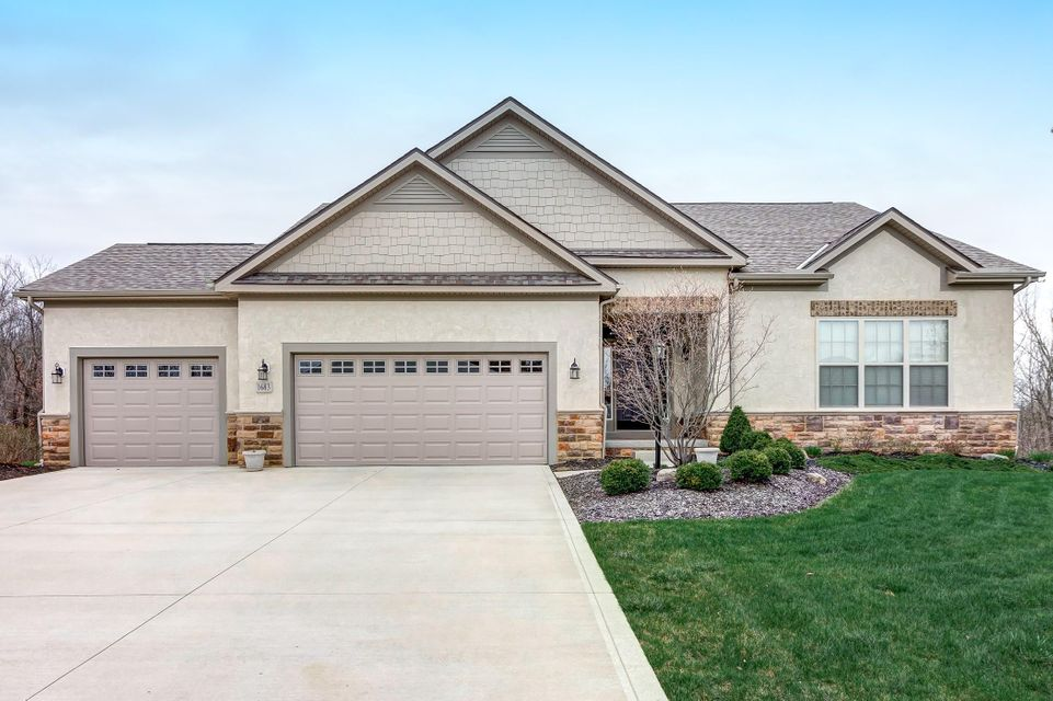 1683 Forest View Drive, Pataskala, OH 43062