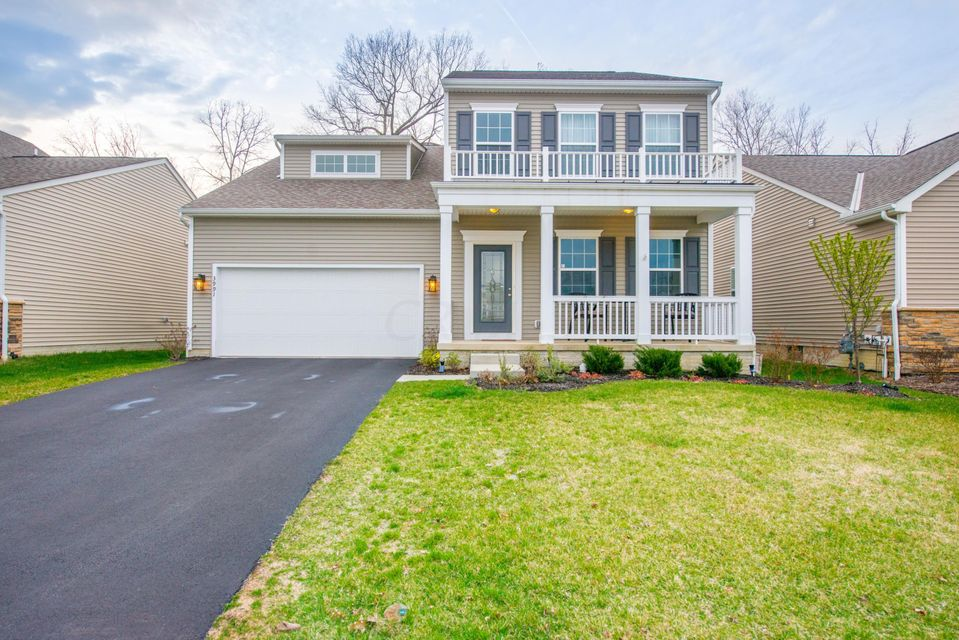 3991 Winding Oaks Drive, Columbus, OH 43228