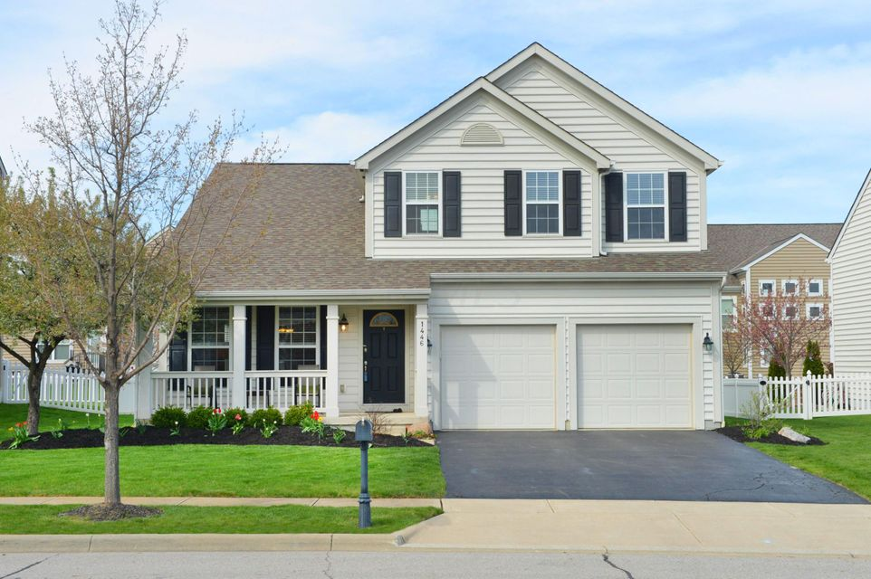 1446 Carnoustie Circle, Grove City, OH 43123