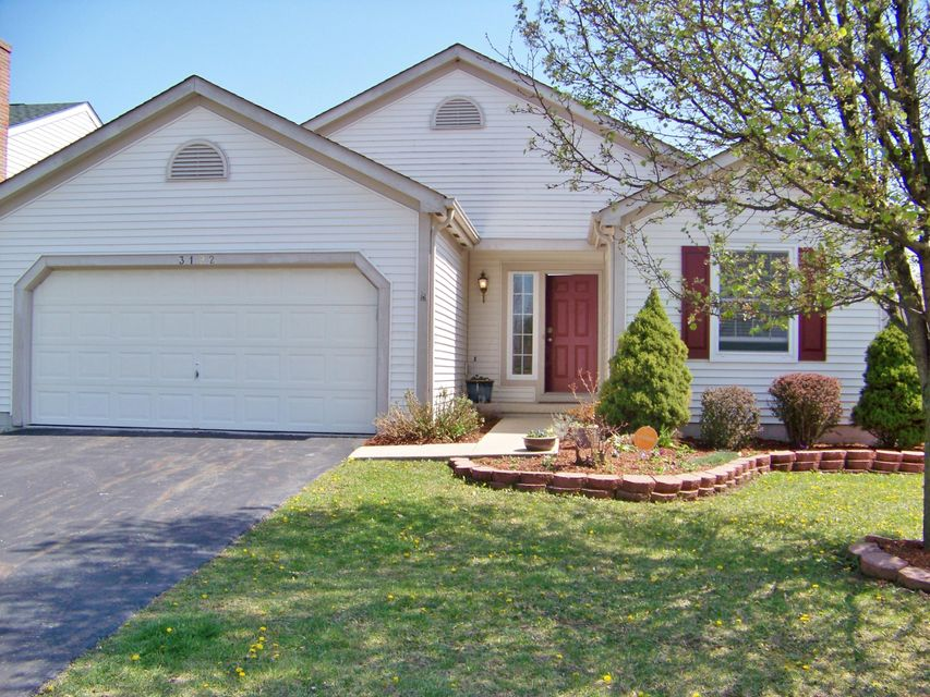 3192 Canyon Bluff Drive, Canal Winchester, OH 43110