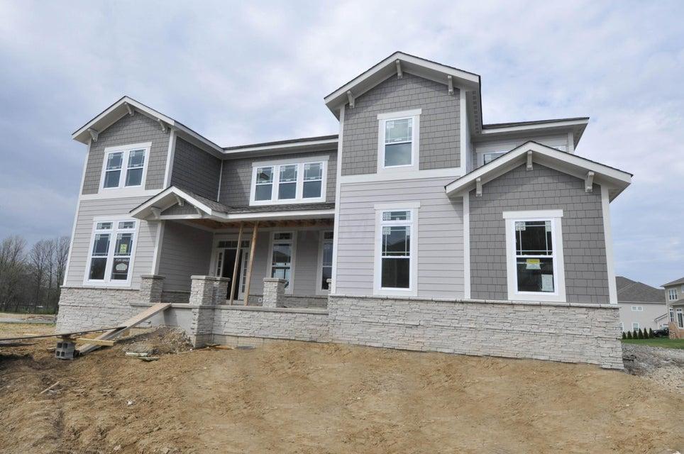 2893 Highland Woods Boulevard Lot 16, New Albany, OH 43054