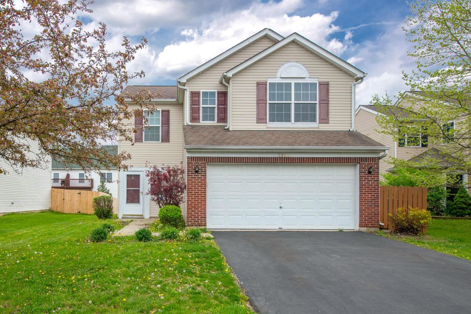 3194 Stoudt Place, Canal Winchester, OH 43110