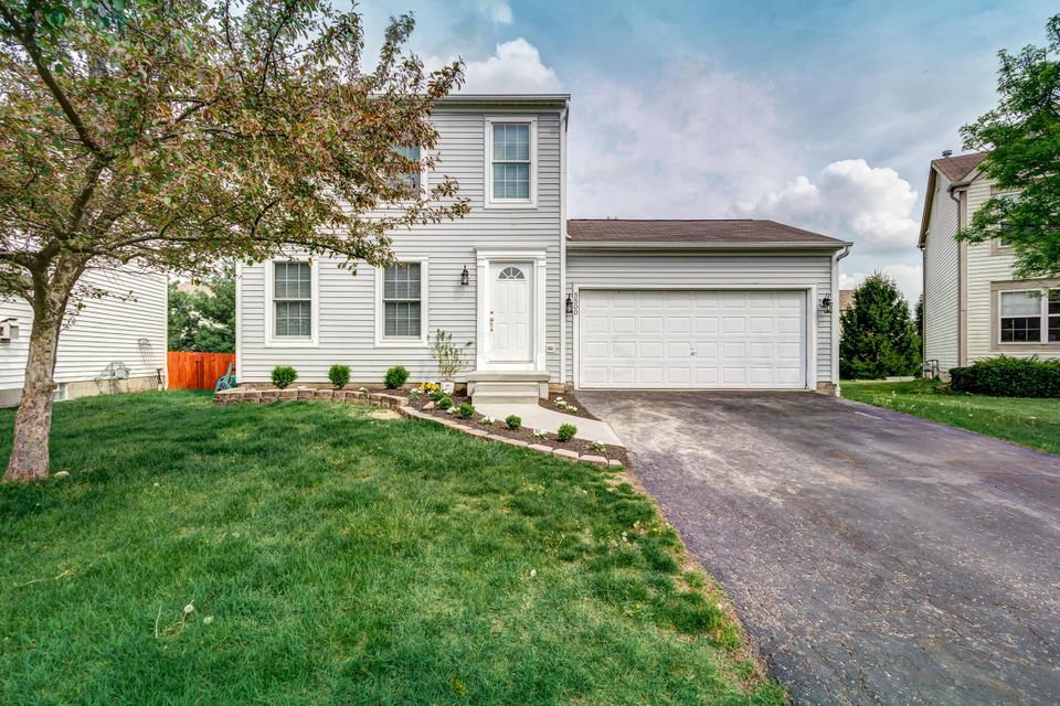5500 Sweet Gale Court, Canal Winchester, OH 43110