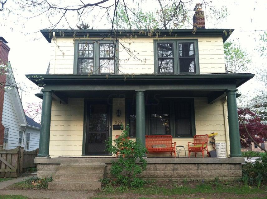 832 Montrose Avenue, Columbus, OH 43209