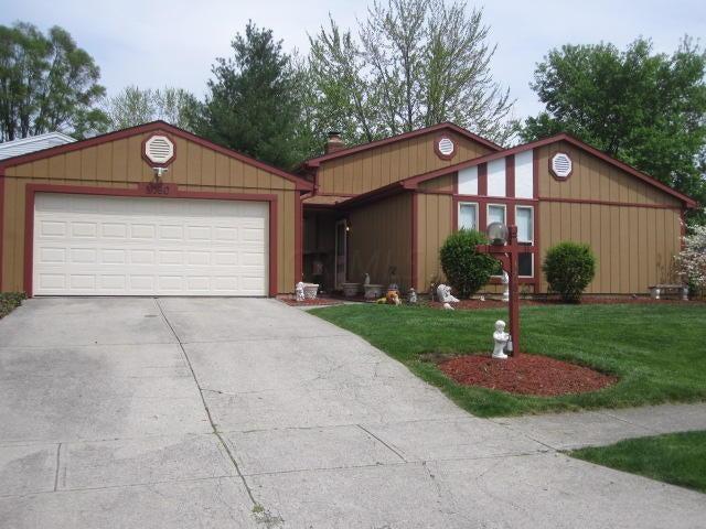 3780 Whetstone Drive, Groveport, OH 43125