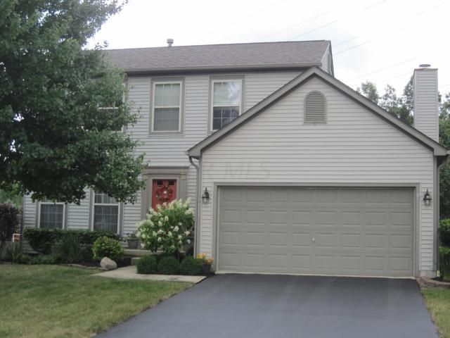 9021 Ellersly Drive, Lewis Center, OH 43035