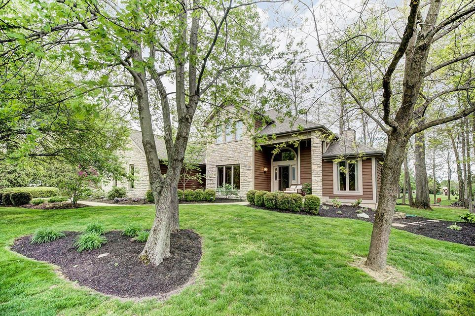 1245 Whispering Meadow Court, New Albany, OH 43054