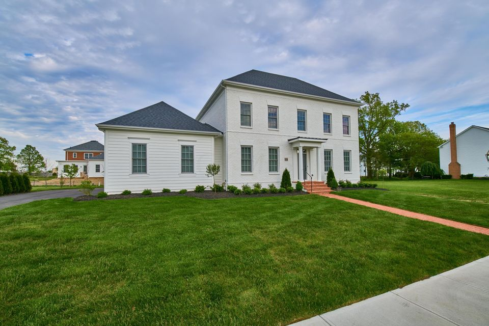 Photo of home for sale at Lot 10 Oxford Loop W, New Albany OH