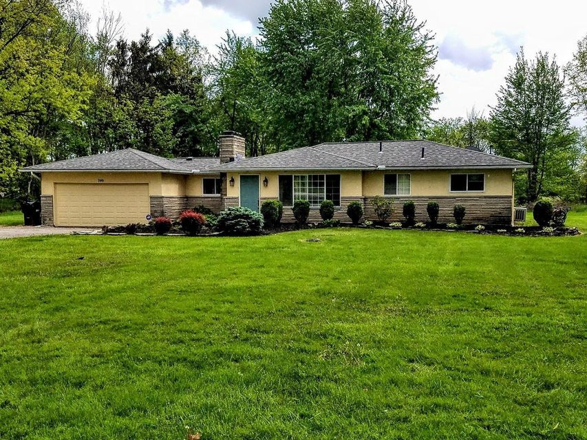 Photo of home for sale at 7445 Central College Road, New Albany OH