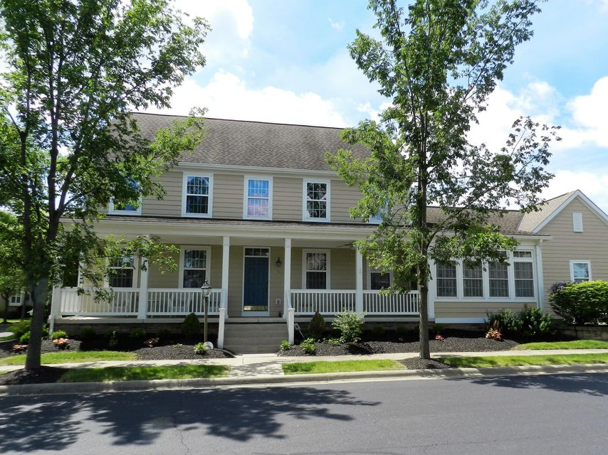 Photo of home for sale at 4821 Oakland Ridge Drive, Powell OH