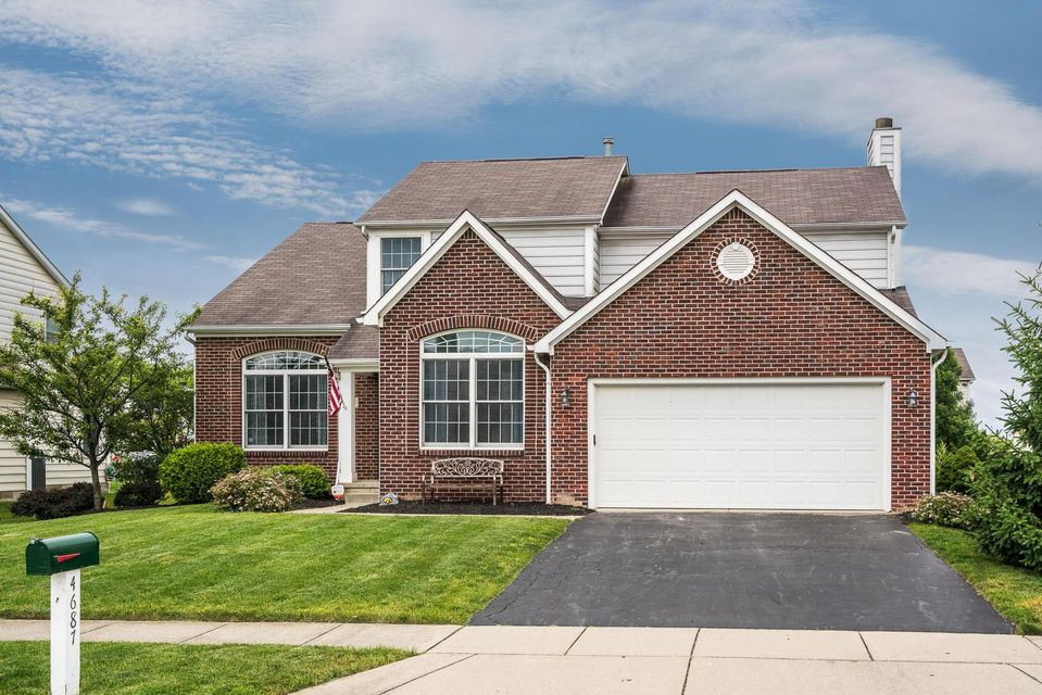 4687 Herb Garden Drive, New Albany, OH 43054