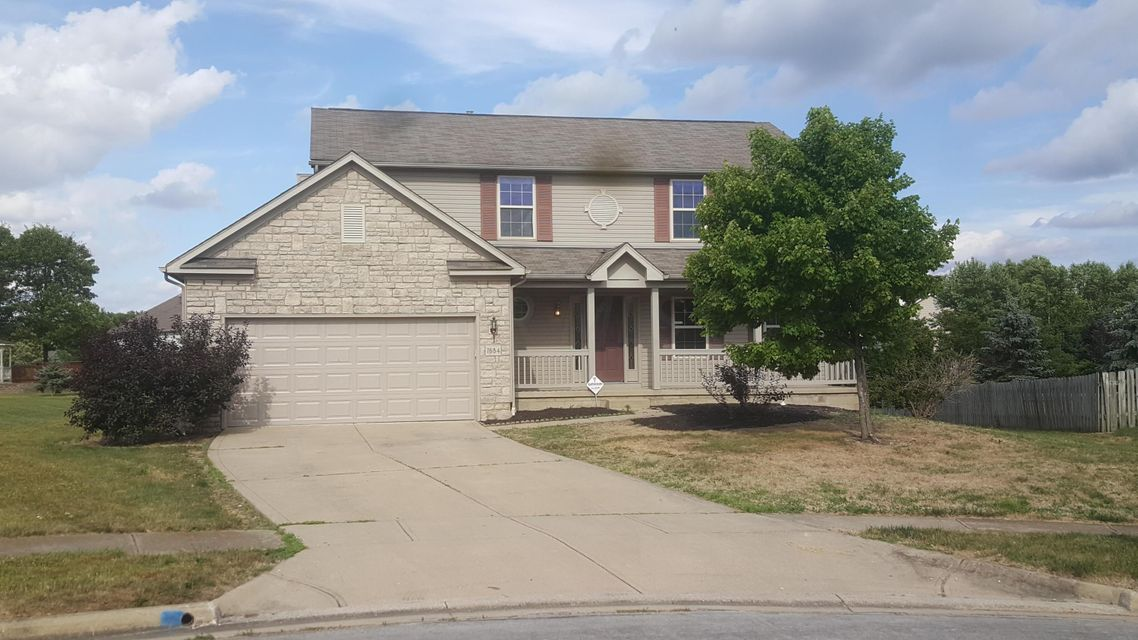 Photo of home for sale at 7684 Hilliard Court, Canal Winchester OH