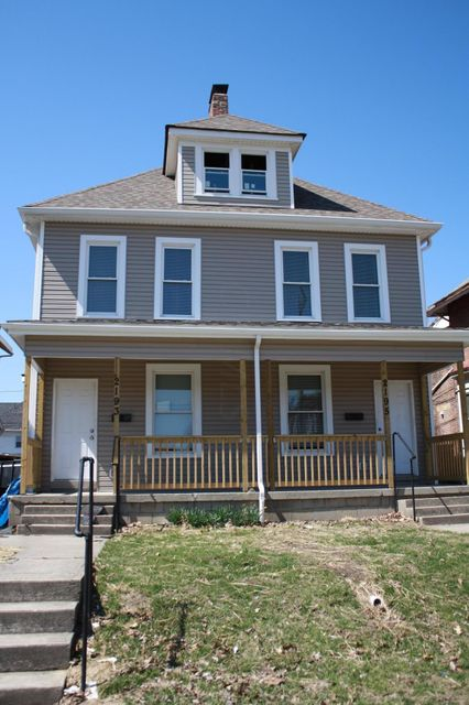 Photo of home for sale at 2193 Summit Street, Columbus OH