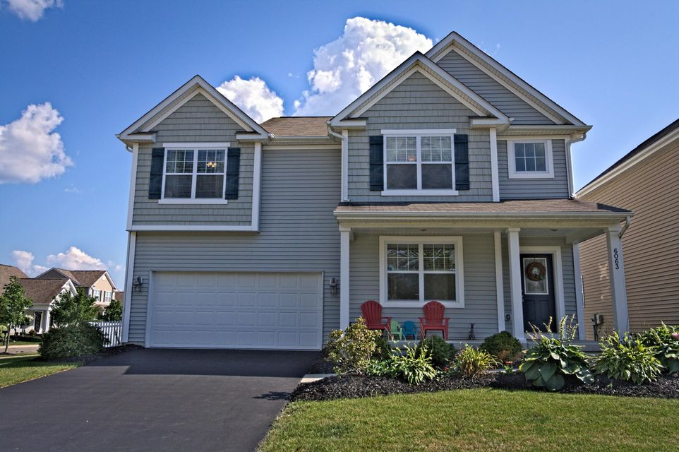 Photo of home for sale at 6063 Highlander Drive, Westerville OH