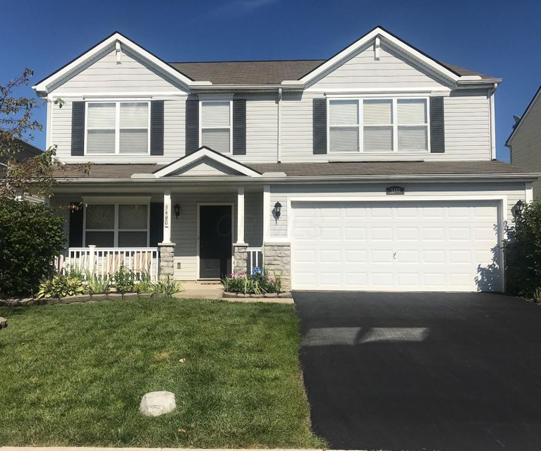 Photo of home for sale at 5480 Rothermund Drive, Canal Winchester OH