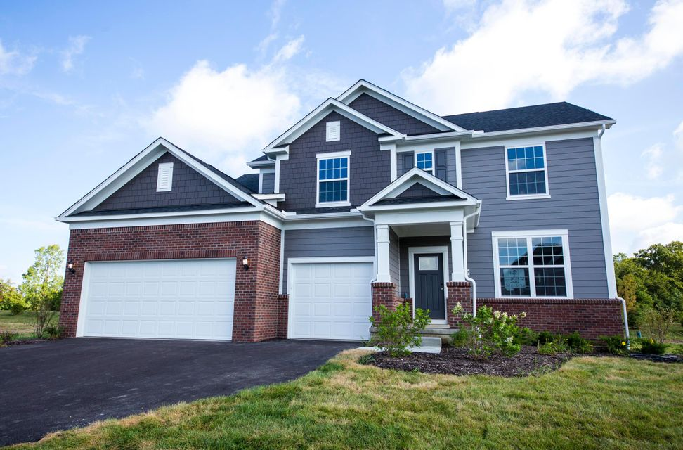 Photo of home for sale at 2682 Schoen Lake Drive, Powell OH