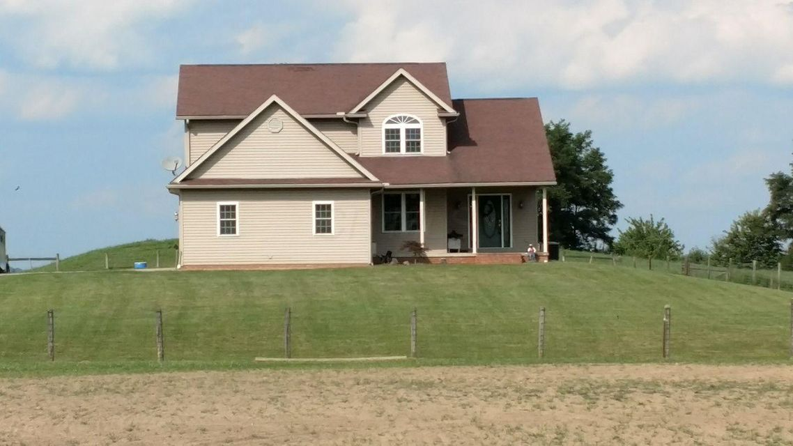 Photo of home for sale at 46574 Township Road 28, Coshocton OH