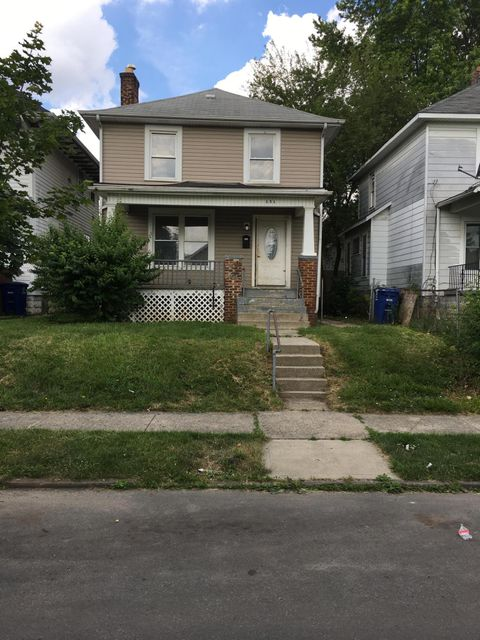 Photo of home for sale at 151 Terrace Avenue S, Columbus OH