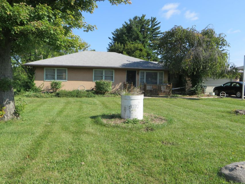 Photo of home for sale at 4070 Dublin Granville Road W, Dublin OH