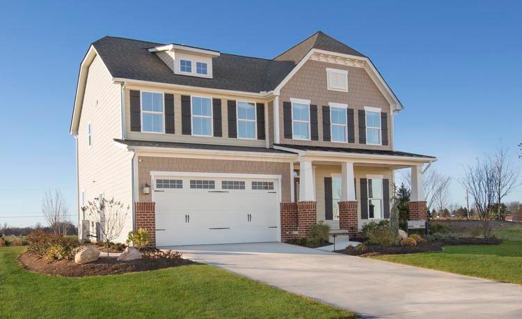 Photo of home for sale at 258 Mcnamara Loop, Lewis Center OH