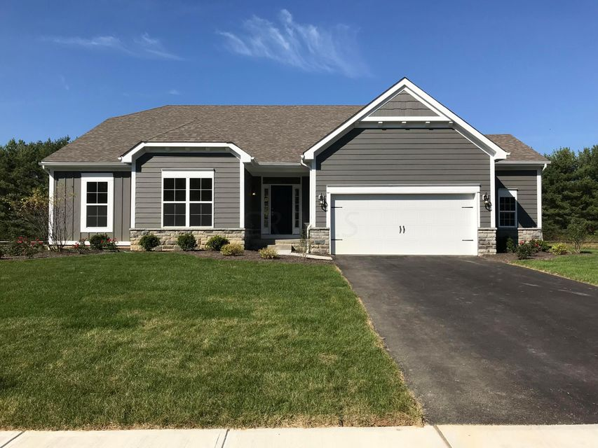 Photo of home for sale at 14057 Sunladen Drive NW, Reynoldsburg OH