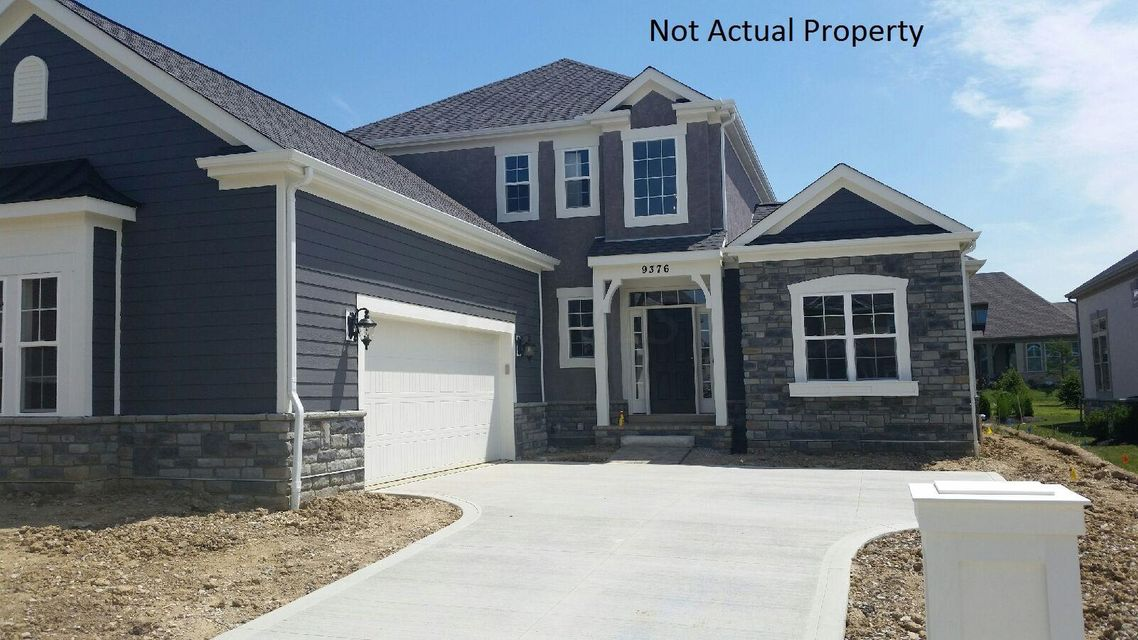 Photo of home for sale at 6782 Enfield Court, Dublin OH