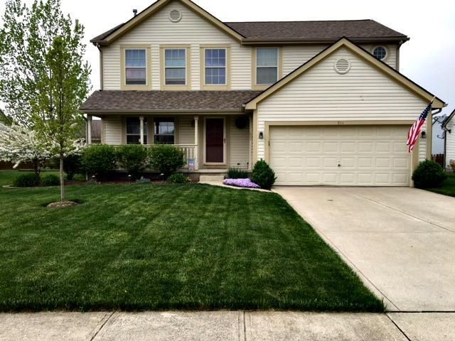 Photo of home for sale in Plain City OH