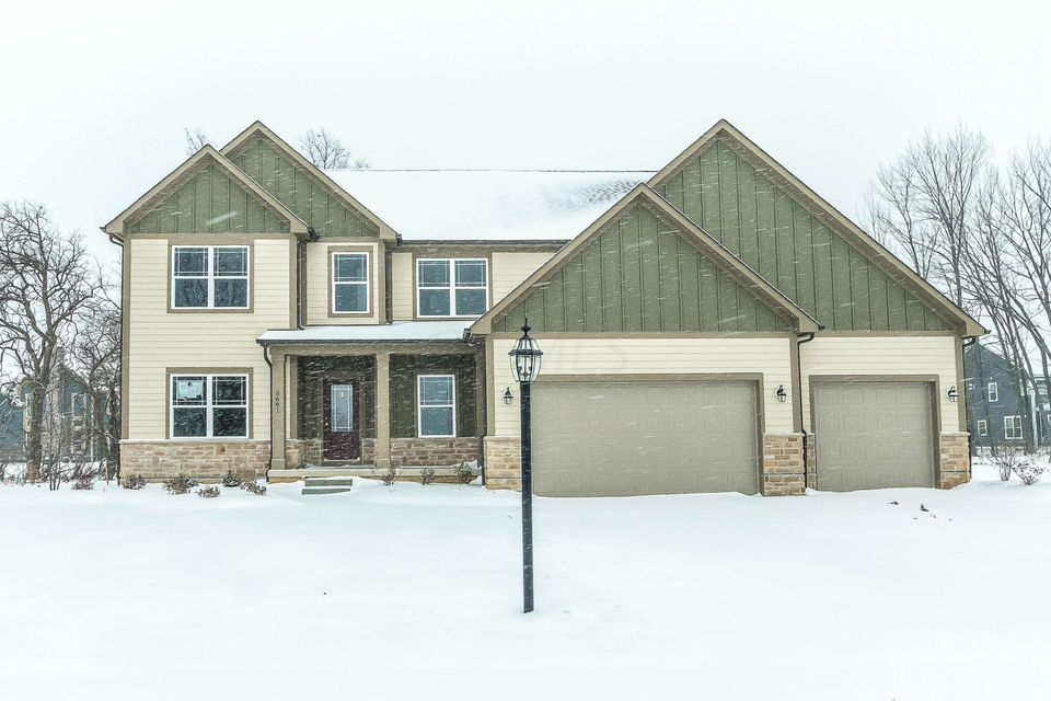 Photo of 5661 Joab Street, Lewis Center, OH 43035