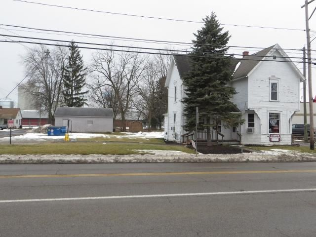 Photo of home for sale at 535 Main Street W, Plain City OH