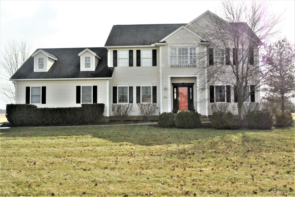 Photo of home for sale in Hebron OH