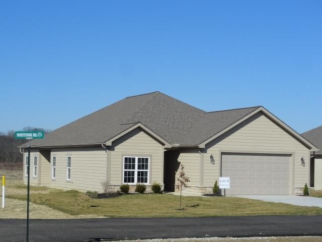 Photo of home for sale at 601 Whetstone Drive, Mount Gilead OH