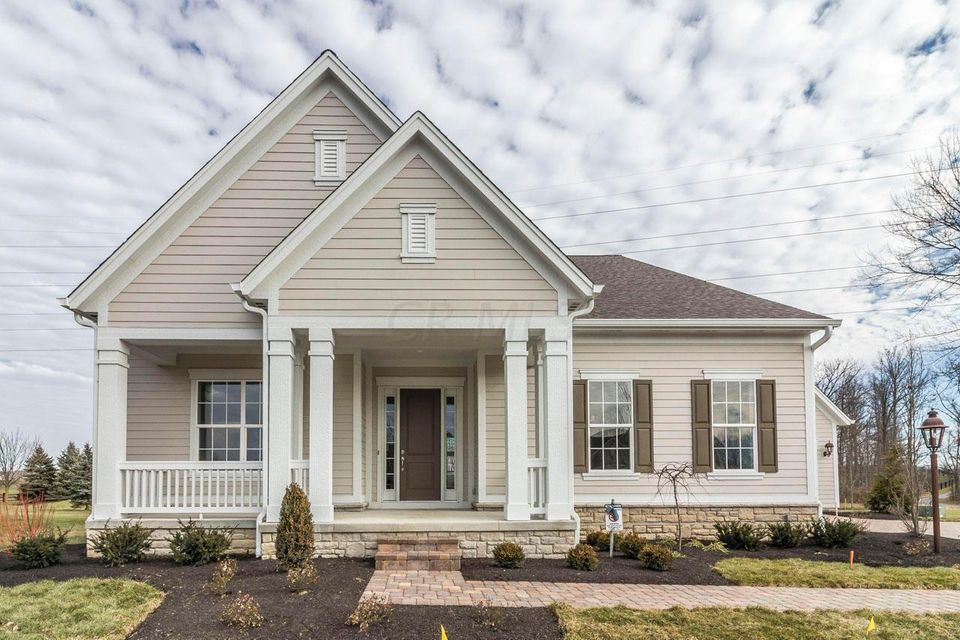 Photo of home for sale in Powell OH