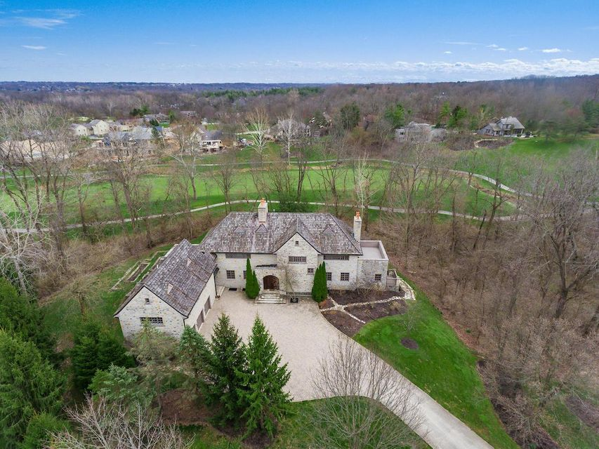 Photo of home for sale at 5353 Muirfield Court, Dublin OH
