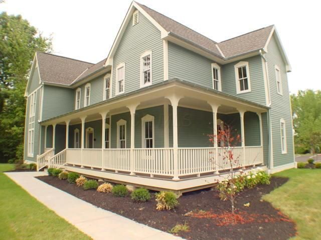 Photo of home for sale at 285 Liberty Street S, Powell OH