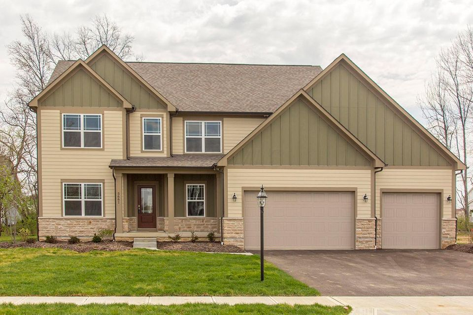 Photo of home for sale at 5661 Joab Street, Lewis Center OH
