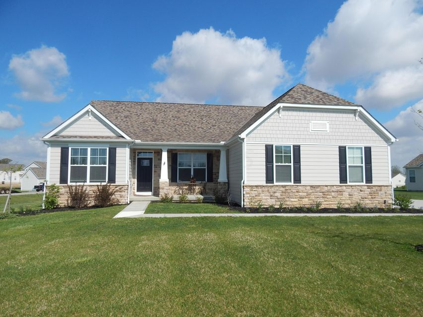 Photo of home for sale at 243 Long Trail, Ostrander OH