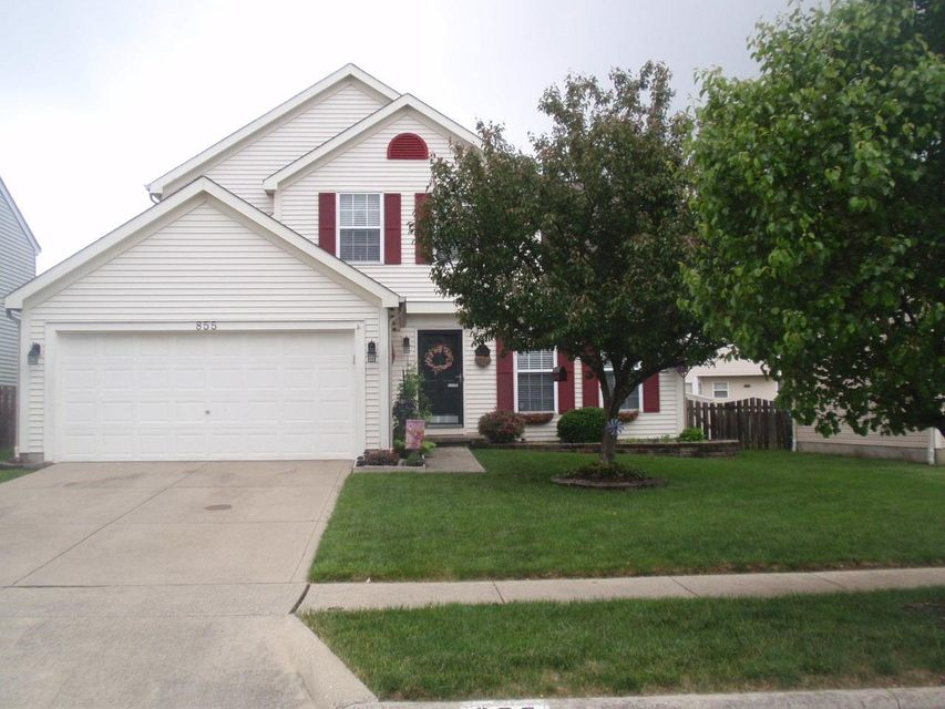 Photo of home for sale at 855 Hurlock Lane, Galloway OH