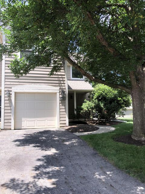 Photo of home for sale at 3435 Eastwoodlands Trail, Hilliard OH