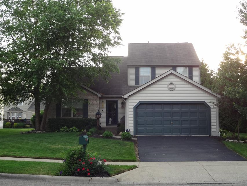 Photo of home for sale at 5395 Latrobe Street, Westerville OH
