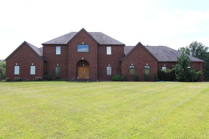 Photo of home for sale at 33368 Wolf Hill Road, McArthur OH