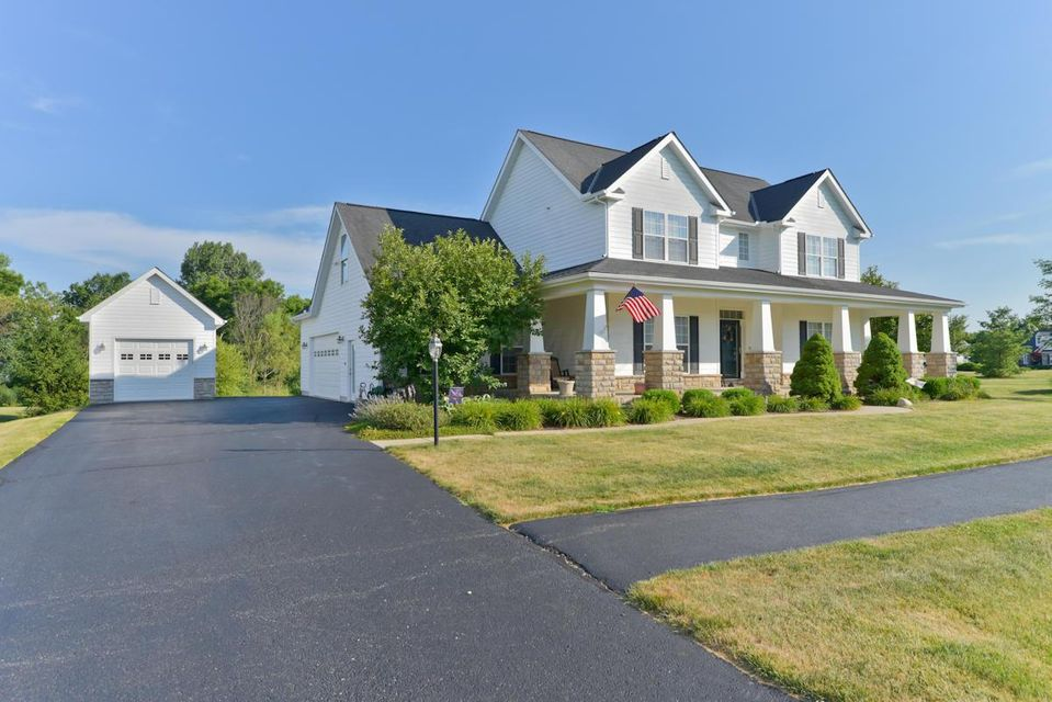 Photo of home for sale at 380 Long Trail, Ostrander OH