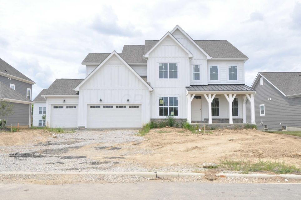 Photo of home for sale at 7737 Bachman Drive, Powell OH