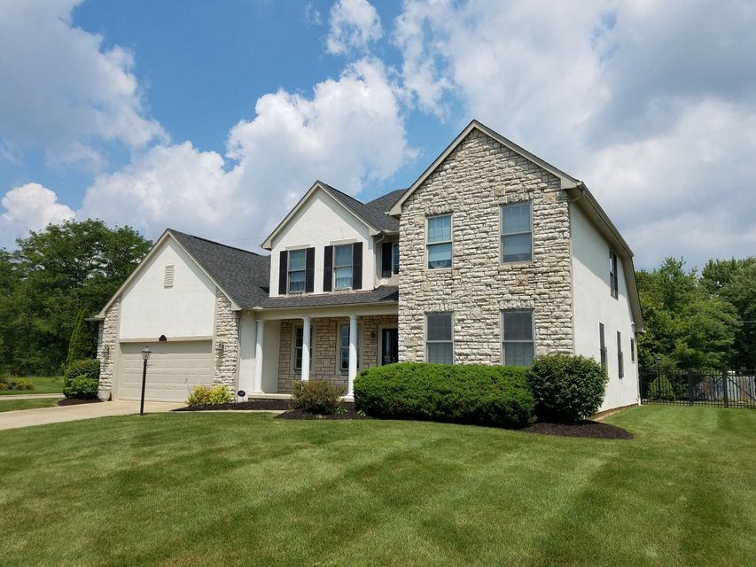 Photo of home for sale at 13442 Needham Place NW, Pickerington OH