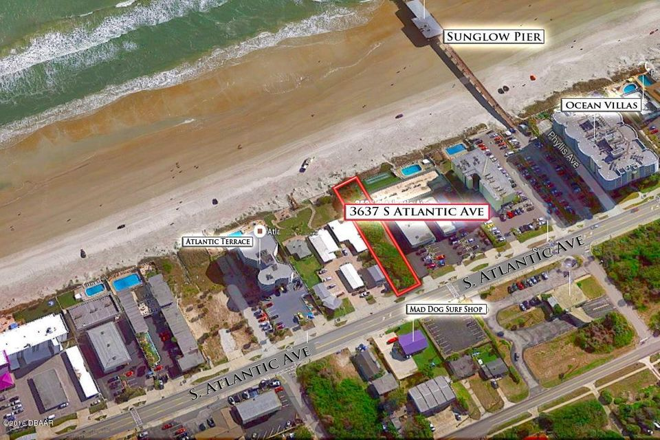 Photo of 3637 S Atlantic Avenue, Daytona Beach Shores, FL 32118