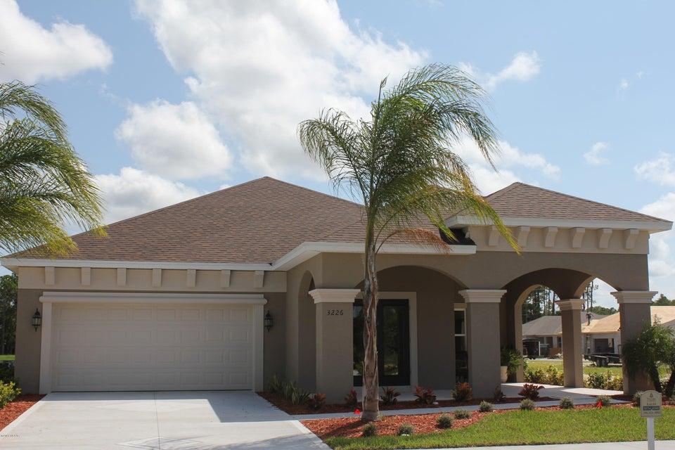 3226 Medici Boulevard, New Smyrna Beach, FL 32168