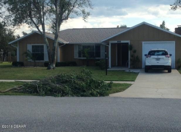 895 Chickadee Drive, Port Orange, FL 32127