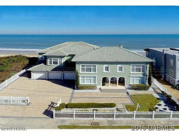 33 Ocean Shore Boulevard, Ormond Beach, FL 32176
